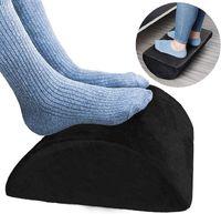 High Density Foam Footrest - Black