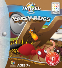 Magnetic Travel Busy Bugs Game