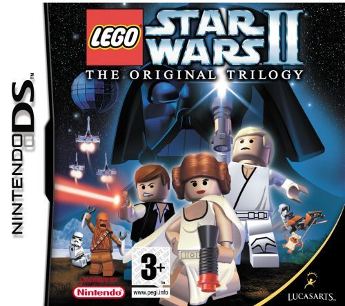 LEGO Star Wars II: The Original Trilogy for Nintendo DS