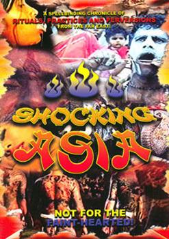 Shocking Asia on DVD