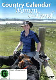 Country Calendar: Women of the Land on DVD