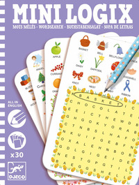 Djeco: Word Search