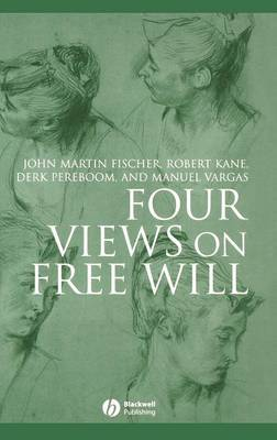 Four Views on Free Will by John Martin Fischer image