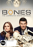 Bones - The Complete Tenth Season DVD