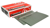 FM: Crystalfile Green Pack 50 - Suspension File Foolscap
