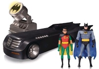 Batman: The Animated Series - Deluxe Batmobile Set