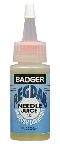 Badger: Regdab Airbrush Lubricant - (30ml) image