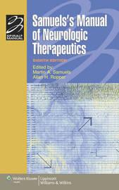 Samuels's Manual of Neurologic Therapeutics image