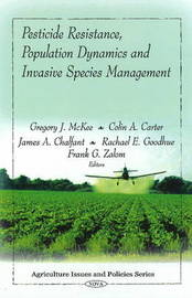 Pesticide Resistance, Population Dynamics & Invasive Species Management image
