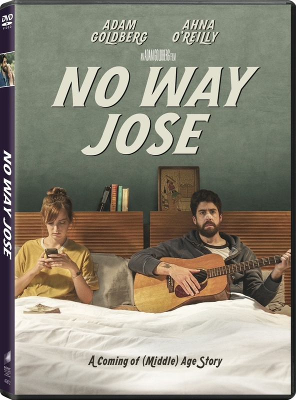 No Way, Jose on DVD