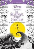 Art of Coloring: Tim Burton's the Nightmare Before Christmas by Disney