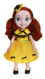 "The Wiggles: Ballerina Emma - 15"" Fashion Doll image"