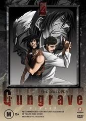 Gungrave - Vol 2: The Sweeper on DVD