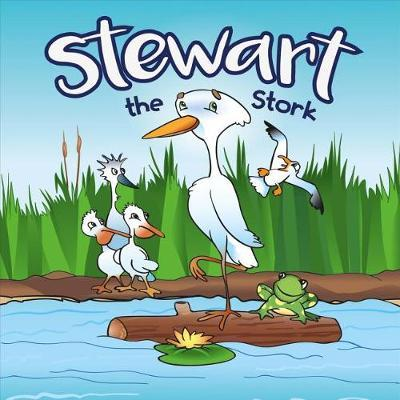 Stewart the Stork by Joan Sayers image