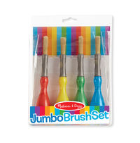 Melissa & Doug: Jumbo Paint Brush Set