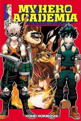 My Hero Academia, Vol. 13 by Kohei Horikoshi