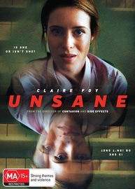 Unsane on DVD