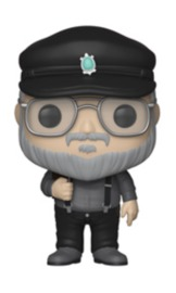 George R. R. Martin - Pop! Vinyl Figure