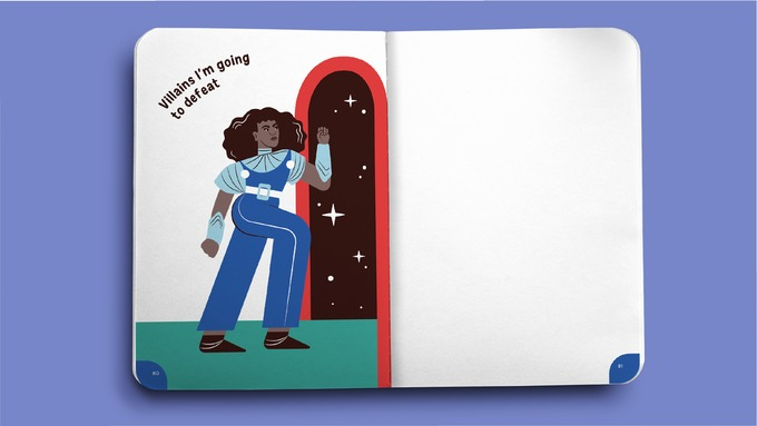 Rebel Girls: I Am a Rebel Girl - Journal image