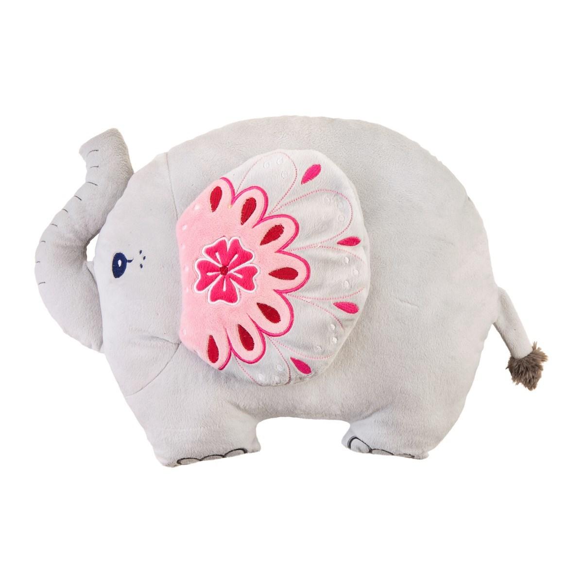 Mandala Elephant Cushion image