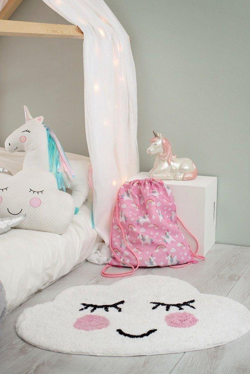 Sweet Dreams Smiling Cloud Rug image