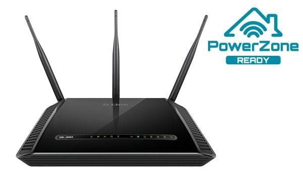 D-Link: AC1600 DSL-2888A Python Dual-Band Modem Router