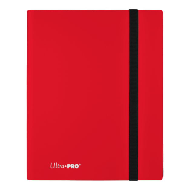 Ultra Pro: 9-Pocket Eclipse Pro Binder - Red