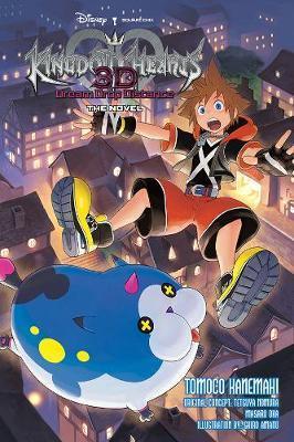 Kingdom Hearts 3d: Dream Drop Distance the Novel (Light Novel) by Tomoco Kanemaki