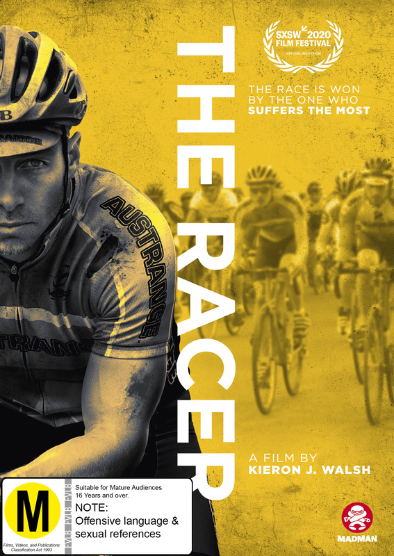 The Racer on DVD