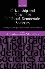 Citizenship and Education in Liberal-Democratic Societies image