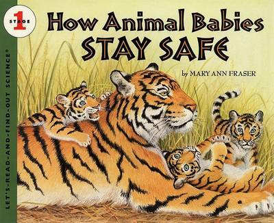 How Animal Babies Stay Safe image