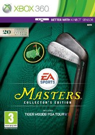Tiger Woods PGA Tour 13 Collector's Edition for Xbox 360