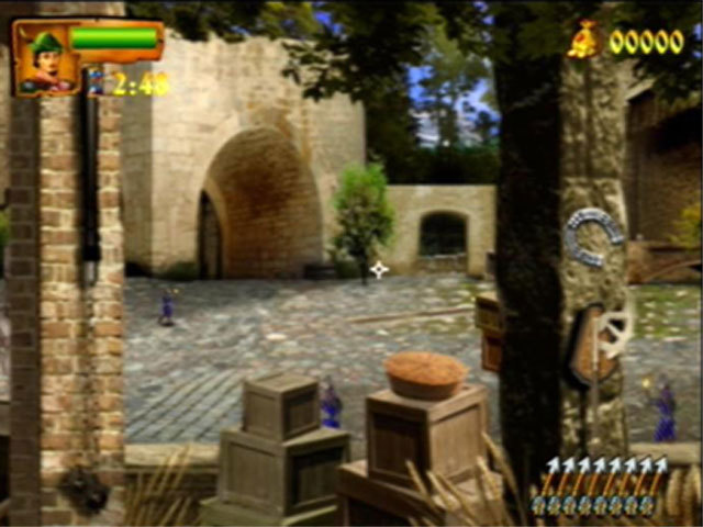 Robin Hood 2 The Siege for PlayStation 2 image