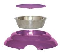 3 Piece Deluxe Bowl Set (Purple) image