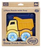 Green Toys - 3D Dump Truck Puzzle