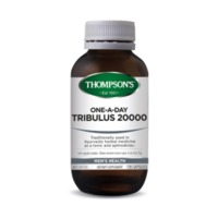 Thompsons One-A-Day Tribulus 20000mg (120 Capsules)