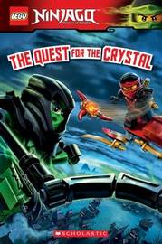 The Quest for the Crystal by Scholastic