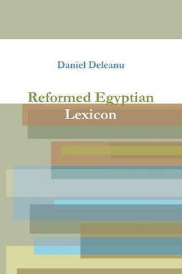 Reformed Egyptian Lexicon by Daniel Deleanu image