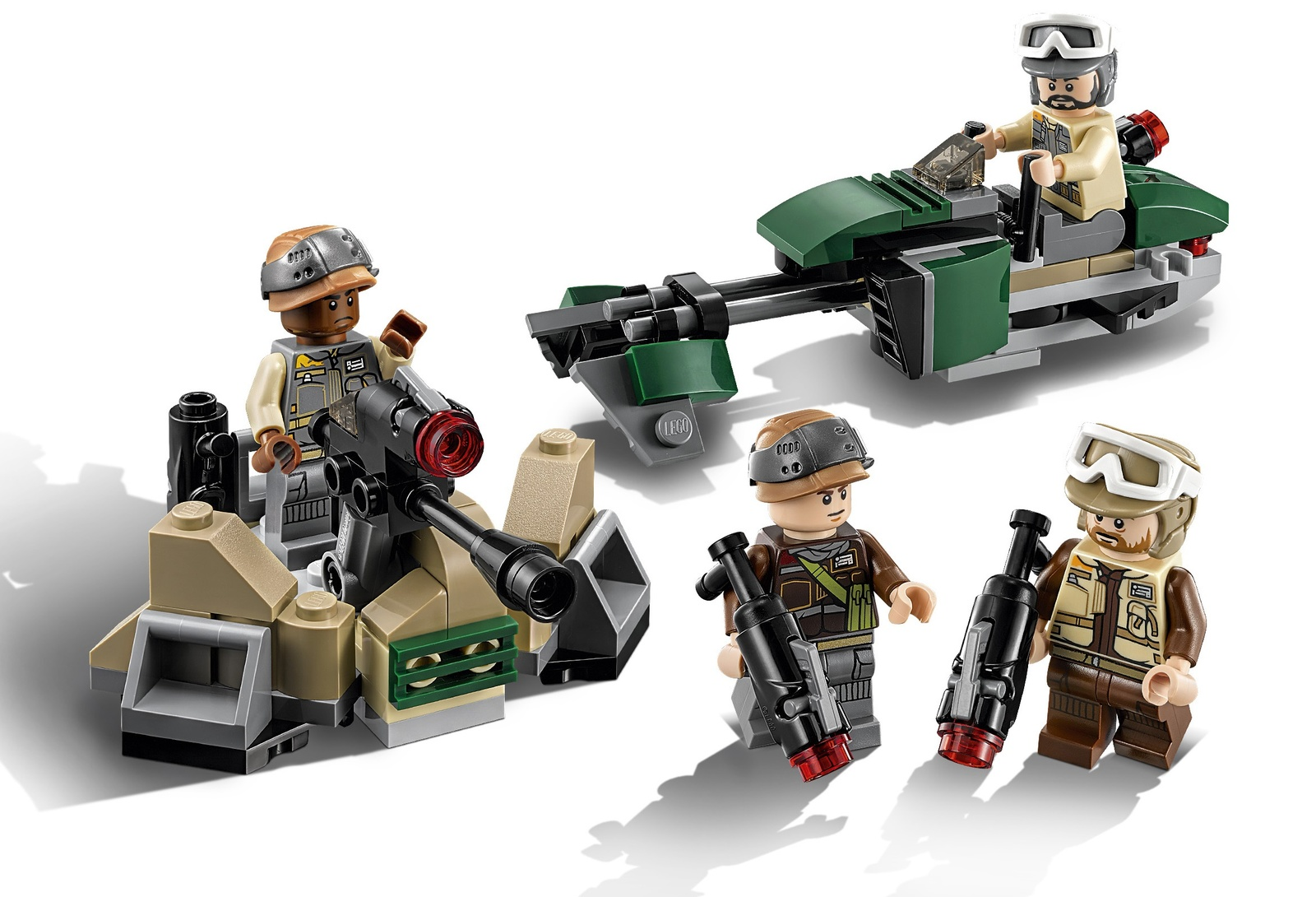 LEGO Star Wars: Rebel Trooper Battle Pack (75164) image