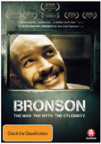 Bronson on DVD