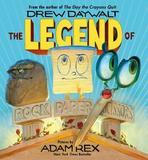 The Legend of Rock, Paper, Scissors by Drew Daywalt