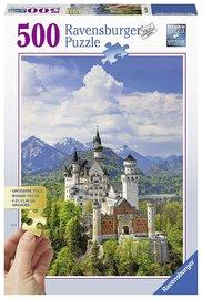 Ravensburger: Neuschwanstein Castle - 500pc Puzzle