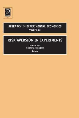 Risk Aversion in Experiments image