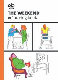 Modern Toss The Working Day Colouring Book By Jon Link