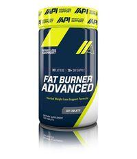 API Advanced Fat Burner (120 Tabs)