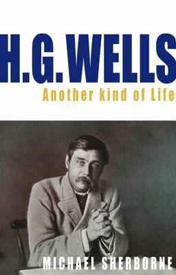 H.G. Wells by Michael Sherborne image