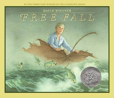 Free Fall by David Wiesner image