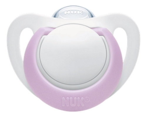 NUK: Genius Silicone Soother - 18-36 Months (2 Pack) image