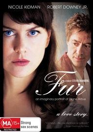 Fur - An Imaginary Portrait Of Diane Arbus on DVD image