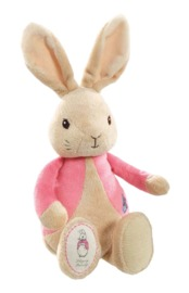 "Peter Rabbit: My First Flopsy - 10"" Plush"
